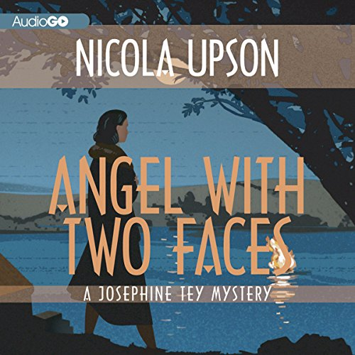 Angel with Two Faces audiobook cover art