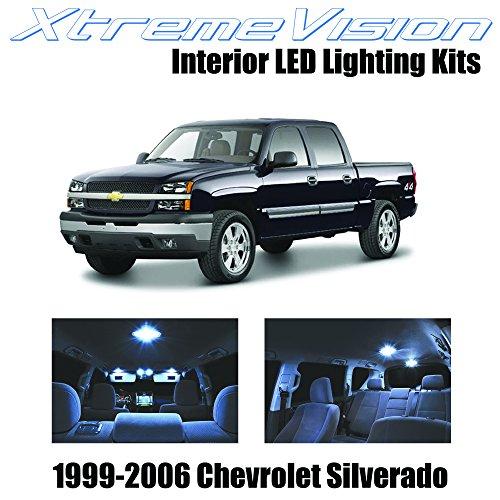 03 chevy silverado 1500 interior - 3