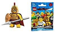 レゴ (LEGO) ミニフィギュア シリーズ2 スパルタ戦士 Spartan Warrier (Minifigure Series2) 8684-2