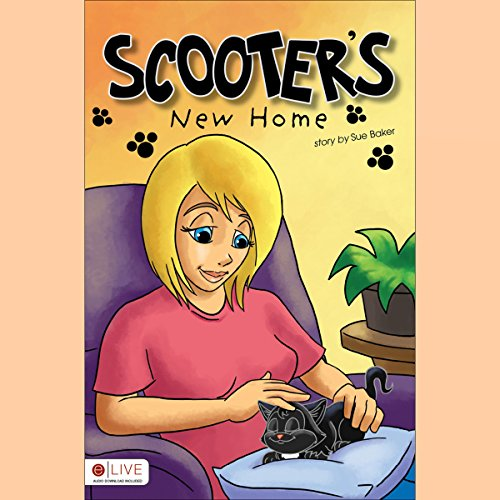 Scooter's New Home audiobook cover art