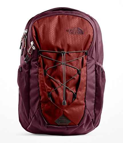 The North Face Jester Backpack - Caldera Red & Sequoia Red - OS