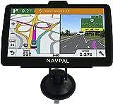 SLIMLINE SAT NAV (7 INCH) UK EUROPE EDITION 2021 (FREE Lifetime Updates) GPS Navigation for Car...