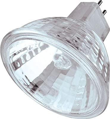 Westinghouse 0455600, 50 Watt MR16, 38° Beam 2000 Hours 12 Volt Halogen Light Bulb