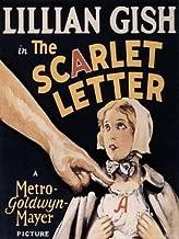 The Scarlet Letter Movie Poster (27 x 40 Inches - 69cm x 102cm) (1926) -(Lillian Gish)(Lars Hanson)(Henry B. Walthall)(Karl Dane)(William H. Tooker)