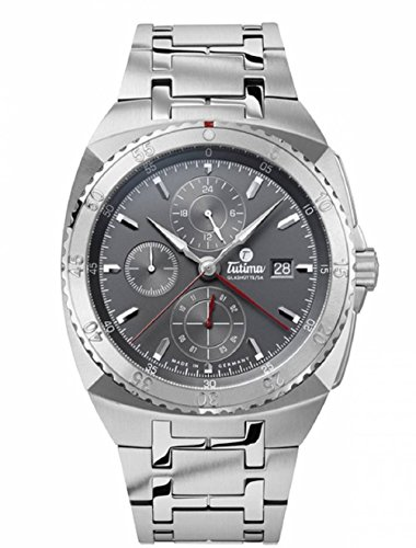 Saxon One Chronograph Grau 6422-01
