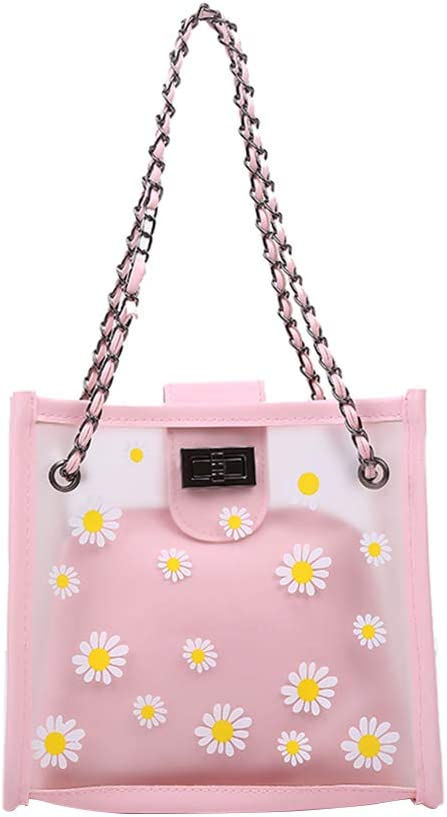 zyylppylw Shoulder All stores are sold Bags 2pcs Set Bag Daisy Wome Women's Elegant