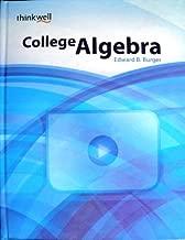 Best thinkwell college algebra Reviews