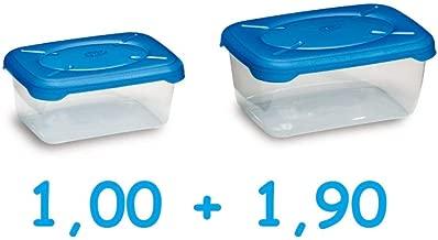 Portascottex ricciolino blu belli/&forti