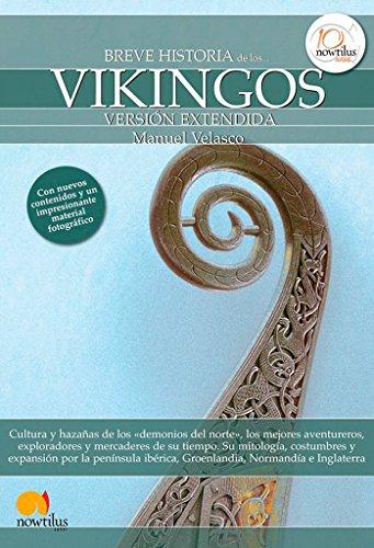 Breve historia de los vikingos (versión extendida)