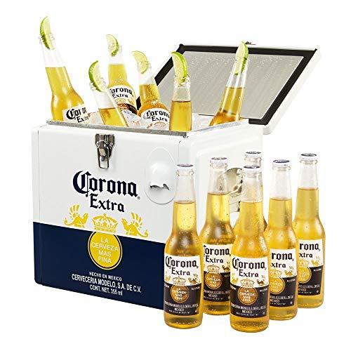 Corona Extra Coolbox - Kühltruhe mit 12...