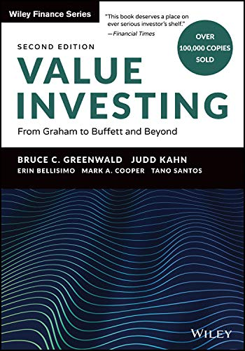 Value Investing: From Graham to Buffett and Beyond (Wiley Finance Editions, Band 396)