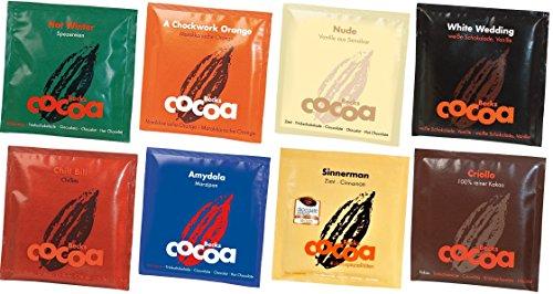 Becks Cocoa Trinkschokoladen 8er Probierset Beutel 195 g