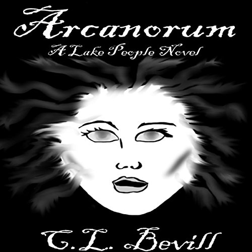 Arcanorum audiobook cover art