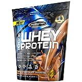 MuscleTech 100% Whey Protein Powder, Triple Chocolate Supreme, 5 Pound