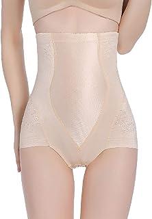 سراويل نسائية قصيرة عالية الخصر بدون خياطة لتشكيل الجسم ، ملابس داخلية للتنحيف ، ملابس داخلية بعد ال