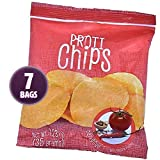 Proti-Thin - Barbecue Proti Chips - High Protein - High Fiber - Low Calorie - Low Fat - Healthy...