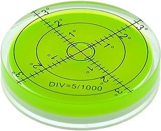 r_planning 大型 水平器 水準器 アナログ 傾斜 測定 丸型