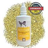 Emma Multi Vitamin B Komplex für Katzen, Vitamin B1, B2, B6, B12, Kalcium, Folsäure, Eisen, Zink Katze Flüssig 100 ml