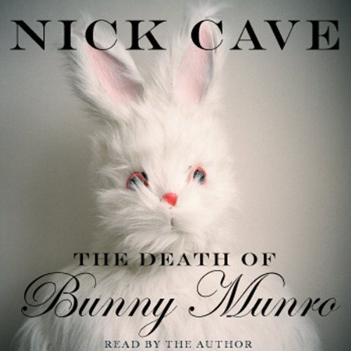 The Death of Bunny Munro cover art