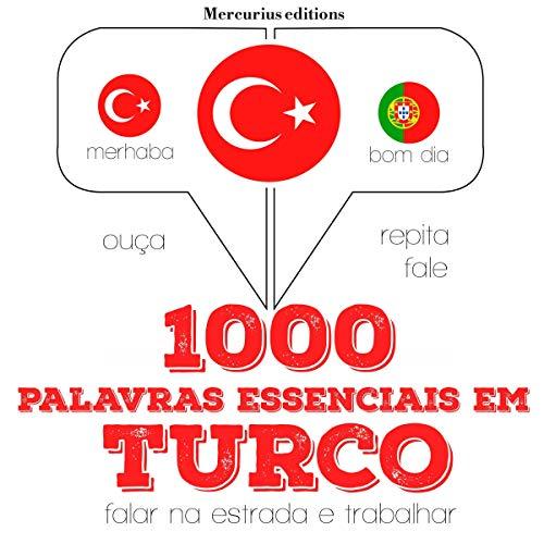 1000 palavras essenciais em turco audiobook cover art