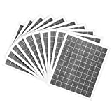 YUNLIGHTS 10 Pack Sticky Glue Board, Sticky Traps for Flying Plant Insect Like Fungus Gnats, Flies, Aphids,Thrips Fly Flies Trap Catcher Board for 10W Wall Sconce Insect Killer and Outdoor/Indoor Use