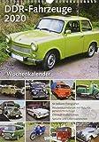 Wochenkalender DDR Fahrzeuge 2020 - garant Verlag GmbH