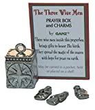 Ganz The 3 Wise Men Prayer Box and Charms (w/ story card)