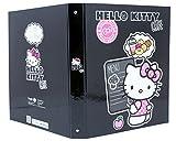 Copertina Ad Anelli Nero Hello Kitty Cafe