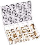 PROPLUS GIDDS-163320 Faucet Seat Kit 72 Pieces