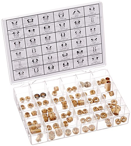 PROPLUS GIDDS-163320 Faucet Seat Kit 72 Pieces