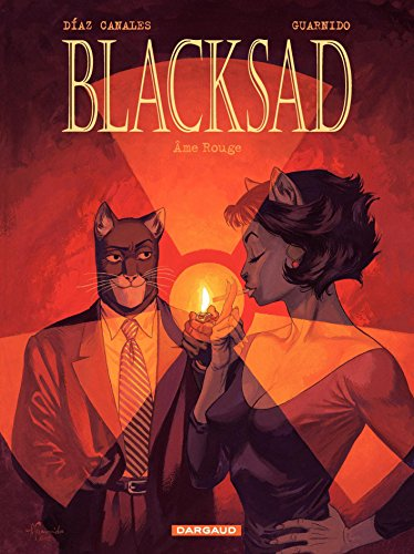 Blacksad - tome 3 - Ame rouge (French Edition)