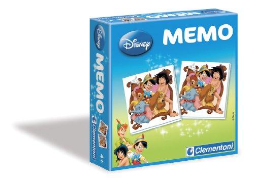 Clementoni - Jeu éducatif Premier âge - Memo Games Classics