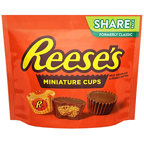 REESE'S Chocolate Peanut Butter Cup
