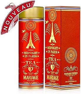 MIDNIGHT IN PARIS Red tea Rooibos Thé Parisien