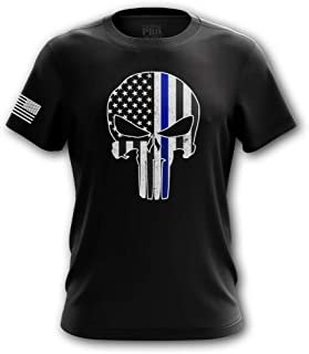Best punisher american flag shirt Reviews