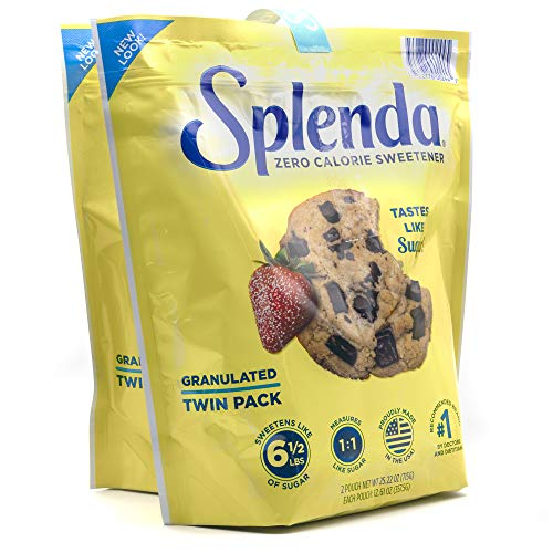 Splenda No Calorie Sweetener Value Pack (1000 Individual Packets) Now $12.64