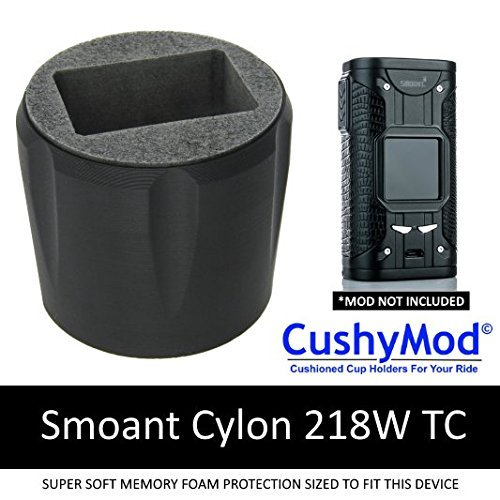 Smoant Cylon 218W TC CUP HOLDER by CushyMod cover wrap skin sleeve case car mod vape kit