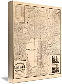 Best lake tahoe prints Reviews