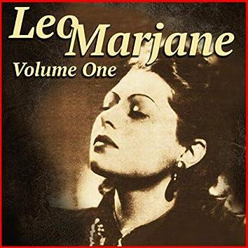 Léo Marjane Volume One