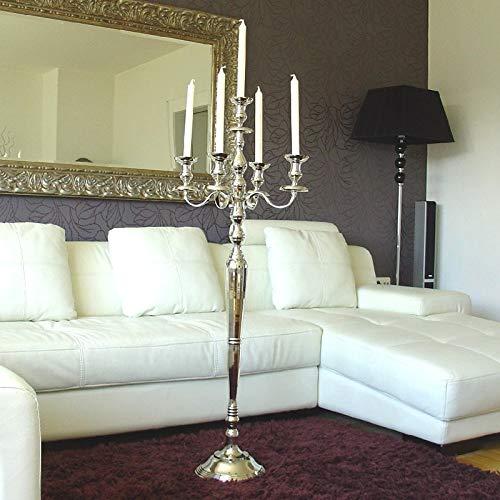 Dekowelten Kerzenleuchter 124cm 5-flammig Big Version ! Event- Version auch für Stumpenkerzen