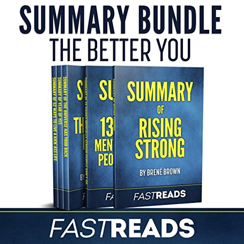 The Better You | FastReads audiobook cover art