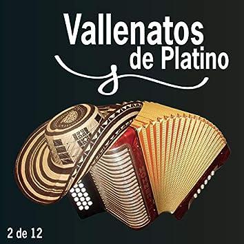 Vallenatos De Platino Vol. 2