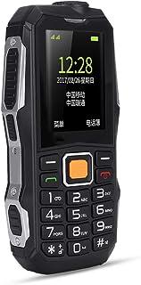 """Teléfono móvil para personas mayores teléfonos celulares Pantalla de 1.77 """"SIM dual Doble modo de espera Modo de espera a ..."""