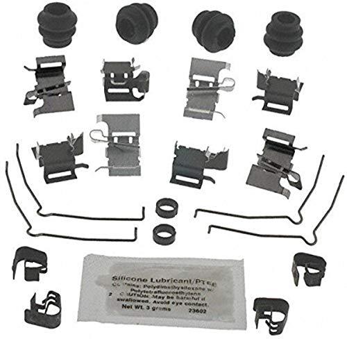 Raybestos H18003A Professional Grade Disc Brake Caliper Hardware Kit