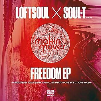Freedom EP (feat. Nadine Caesar)