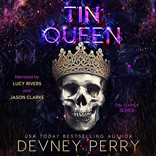 Tin Queen Audiobook By Devney Perry cover art