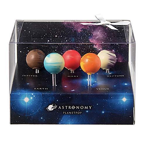 ASTRONOMY チョコレート プラネットポップ 5個入り B07MVZB9K3 1枚目