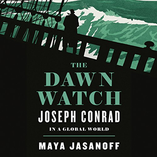 The Dawn Watch audiobook cover art