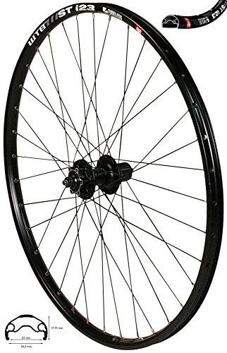 Redondo 29 28 Zoll Hinterrad Laufrad WTB Felge Shimano Deore M525 Schwarz Disc
