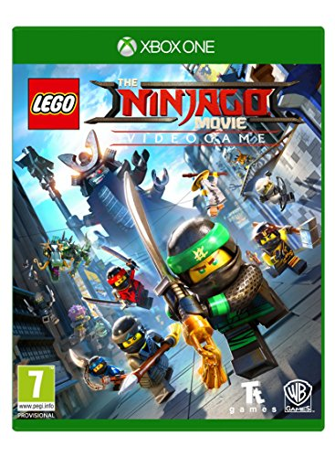 Lego The Ninjago Movie: Videogame Xbox1 [